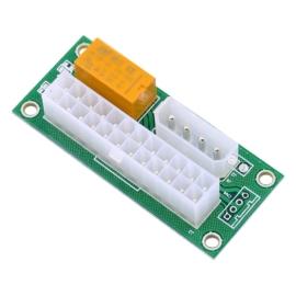 ADD2PSU 24 Pin anya - molex apa adapter